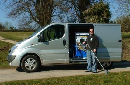 Professional Carpet & Upholstery Cleaning Service in Dorset